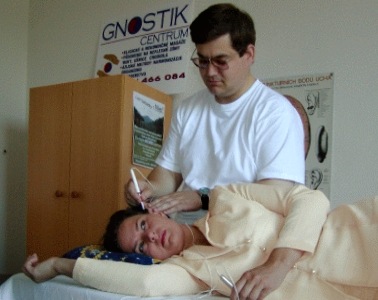 Marián Kováčik Gnostik centrum Topoľčany.